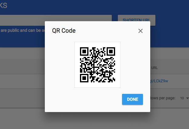 Cómo crear códigos QR o BIDI gratis - Paginas web en Marbella